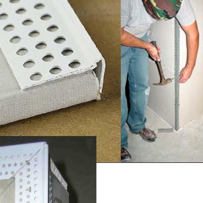 Esquineros para paredes top diy organizador esquinero - Esquineros para paredes ...
