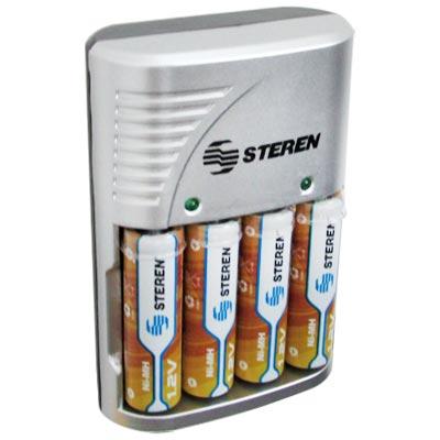 Tiempo de carga baterias steren